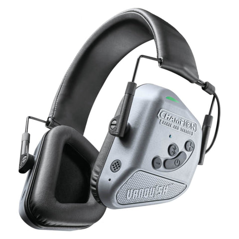 Bushnell Vanquish Pro Electronic Hearing Ear Protection by Champion Range and Target
