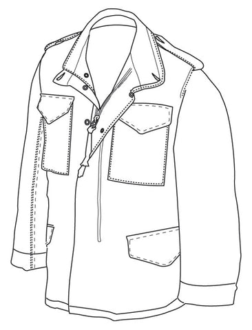 Tru Spec M 65 Field Coat With Liner Sales For The Low Price Of 76 3