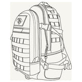 Tru-Spec Elite 3 Day Backpack - Mad City Outdoor Gear