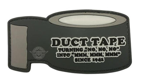 Tru-Spec Duct Tape Morale Patch