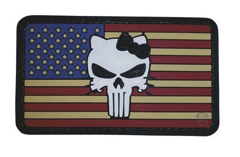 Tru-Spec Vintage Flag Kitty Morale Patch