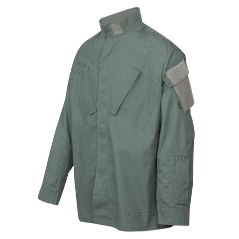 Tru-Spec X-Fire Tactical Response Uniform Sage Shirt
