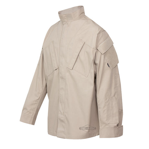 Tru-Spec X-Fire Tactical Response Uniform Khaki Shirt