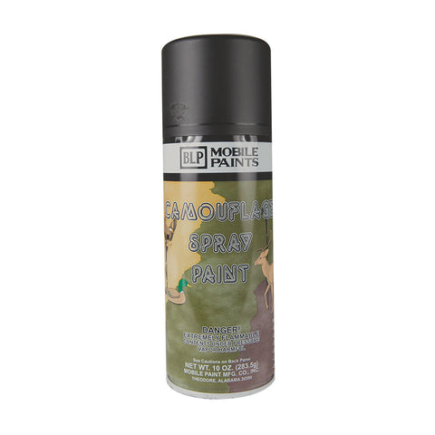 Flat Camouflage Spray Paint sales for $4.55