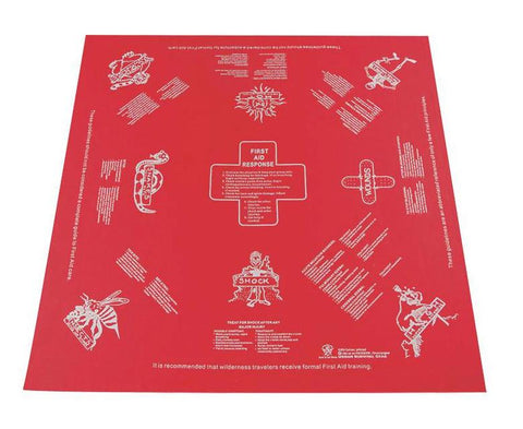 Tru-Spec First Aid Survival Handkerchief