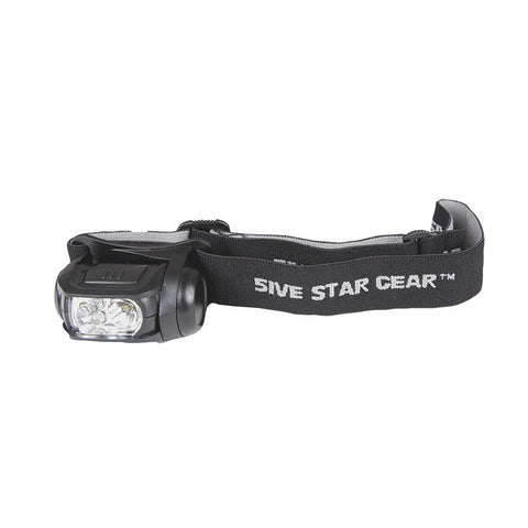 Tru-Spec Multi Function Headlamp With Strobe