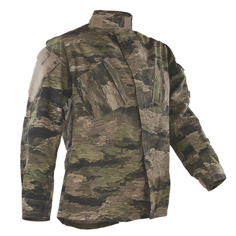 Tru-Spec Tactical Response Uniform A-Tacs iX Shirt (Nylon/Cotton)