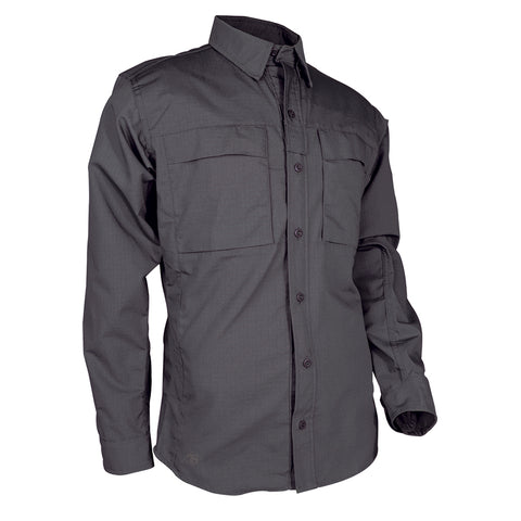 Tru-Spec Urban Force TRU Black Dress Shirt