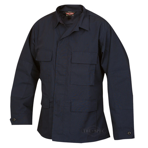 Tru-Spec BDU Navy Coat (Poly/Cotton)