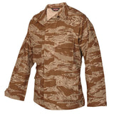 Tru-Spec BDU Desert Tiger Stripe Coat (Poly/Cotton)