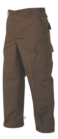 Generation I Police Brown BDU Pants sales for $27.07