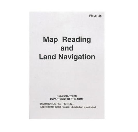 Tru-Spec Map Reading & Land Navigation Manual