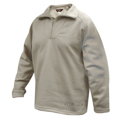 Tru-Spec Polypro Zipper Neck Thermal Tops