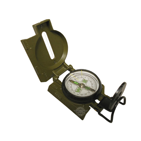Tru-Spec GI Spec Lensatic Military Marching Compass