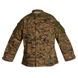 Tru-Spec Tactical Response Uniform Digital Woodland Shirt