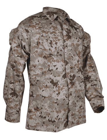 Tru-Spec Digital Camouflage Battle Shirt