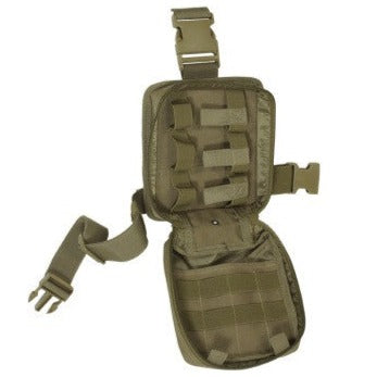 Voodoo Tactical First Aid Drop Leg Pouch - Mad City Outdoor Gear