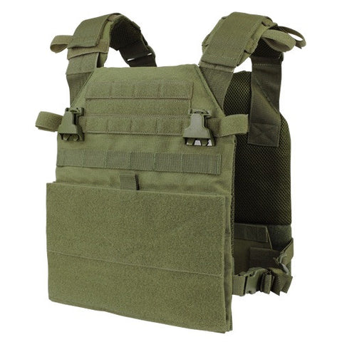 Condor Outdoor Vanquish Armor System Plate Carrier - Mad City Outdoor Gear
