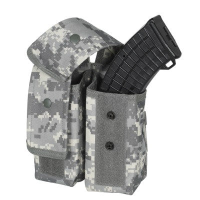 Voodoo Tactical M-4/AK47 Double Mag Pouch
