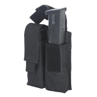 Voodoo Tactical Pistol Double Mag Pouch