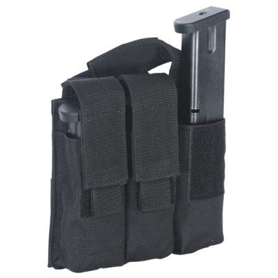 Voodoo Tactical Pistol Triple Mag Pouch - Mad City Outdoor Gear