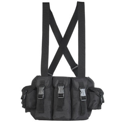 DISCONTINUED - Tactical 7 Pocket Chest Rig - Mad City Outdoor Gear