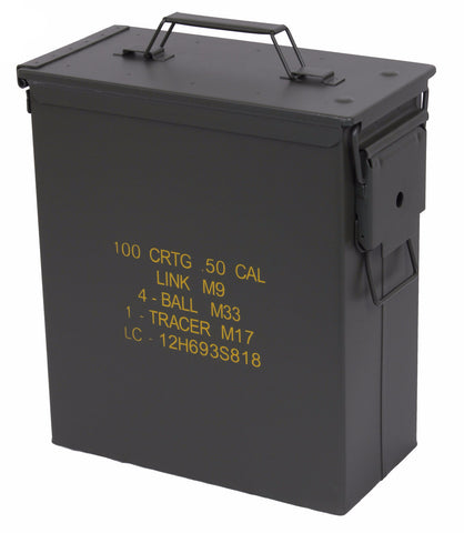 Military Spec Ammo Cans