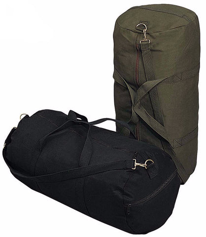 Rothco Heavyweight Canvas Shoulder Duffle Bag