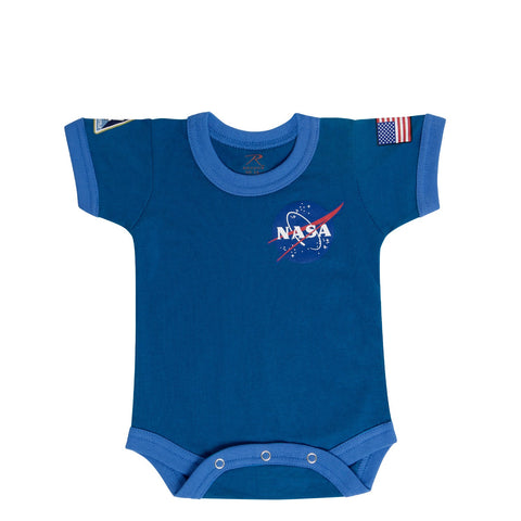 Rothco NASA Infant One Piece Bodysuit