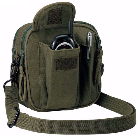 Rothco Canvas Organizer Bag - Mad City Outdoor Gear