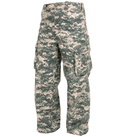 Rothco Kids Vintage Paratrooper Fatigue Camo Pants