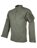 Tru-Spec 1/4 Zip Combat Shirt (Poly/Cotton)