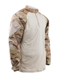 Tru-Spec 1/4 Zip Tactical Response Uniform Multicam Arid Combat Shirt sales for $79.95