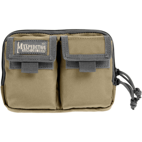 Discontinued Hook & Loop Double Pocket Insert - Mad City Outdoor Gear
