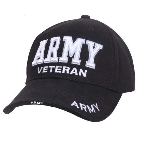 Rothco Deluxe Army Veteran Low Profile Cap