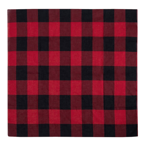 "Rothco Red Plaid Bandana – 27"" X 27"""