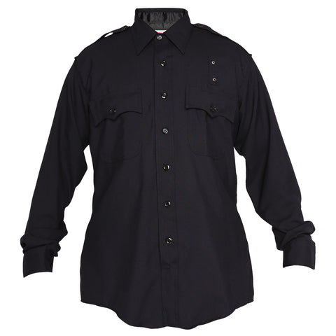 Elbeco LAPD 100% Wool Long Sleeve Shirt - Mens