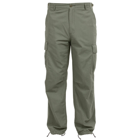 Rothco Vintage Fatigue Rip-Stop Pants
