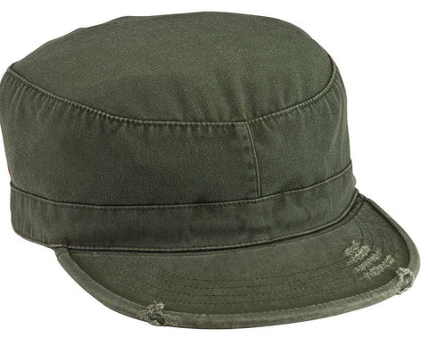 Rothco Solid Vintage Fatigue Cap
