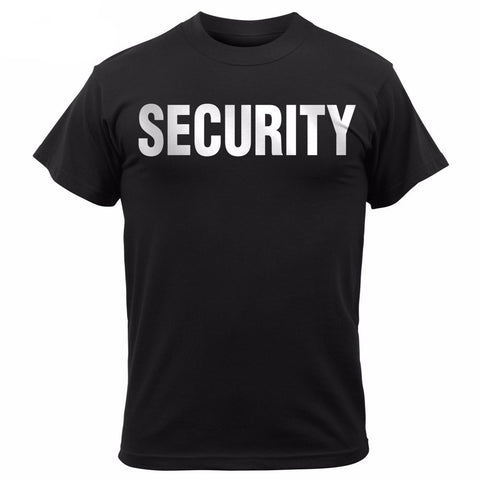 Rothco Reflective Security T-Shirt