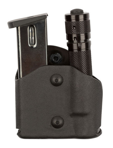 Safariland Model 574 Magazine Holder and Light Pouch - Paddle