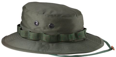 Rothco 100% Cotton Rip-Stop Boonie Hat - Mad City Outdoor Gear