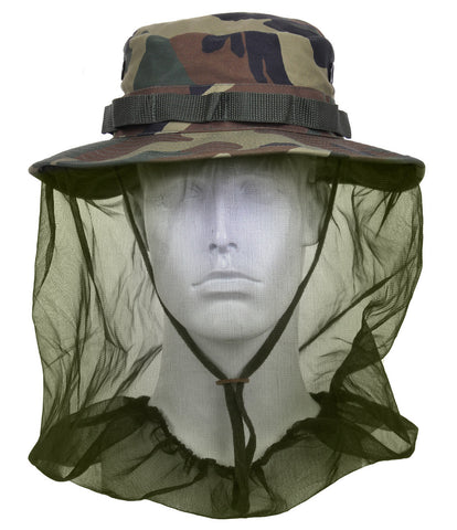 Rothco Boonie Hat With Mosquito Netting - Mad City Outdoor Gear