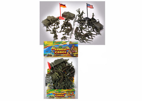 Rothco Combat Force Soldier Play Set