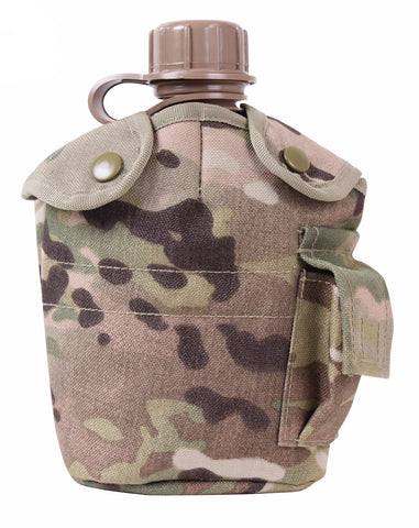 Rothco GI Style MOLLE Canteen Cover