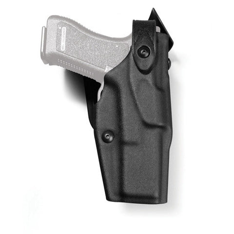 Safariland Model 6360 ALS/SLS Mid-Ride, Level III Retention Duty Holster Synthetic Tactical Finish