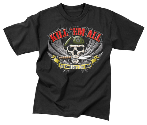 Rothco Kill Em All T-Shirt