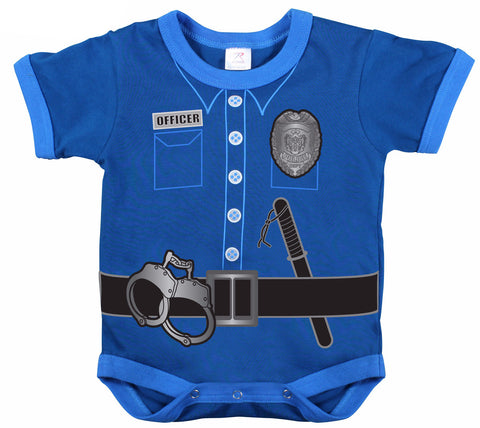 Rothco Infant One Piece / Police Uniform