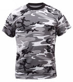 Rothco Colored Camouflage T-Shirts