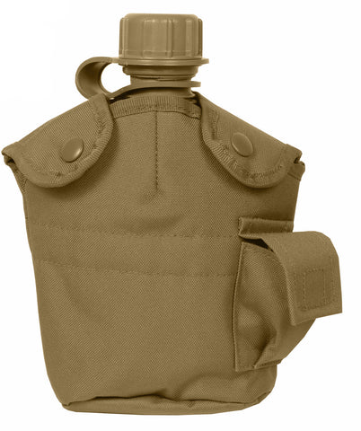 Rothco GI Style MOLLE Canteen Cover - Mad City Outdoor Gear